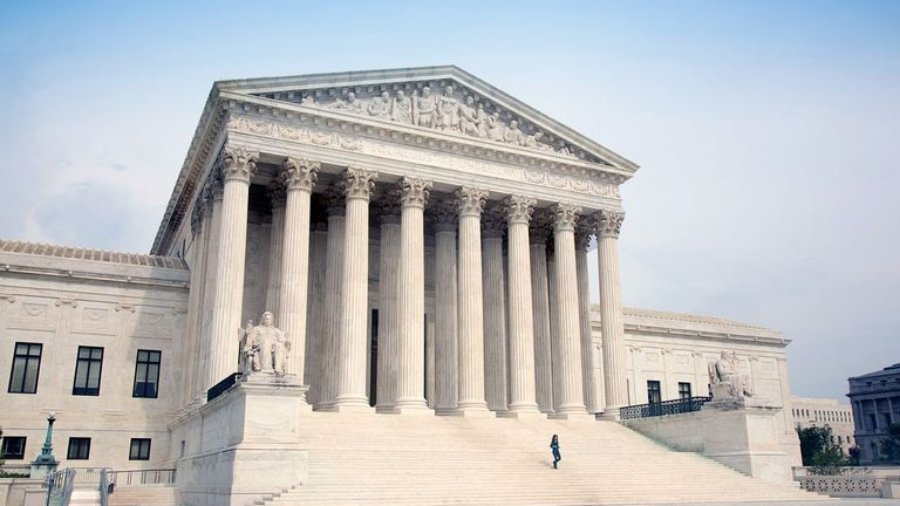 Supreme Court Building Exterior