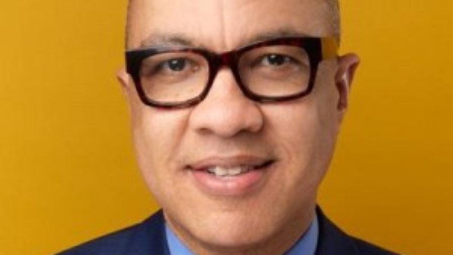 headshot of Ford Foundation President Darren Walker
