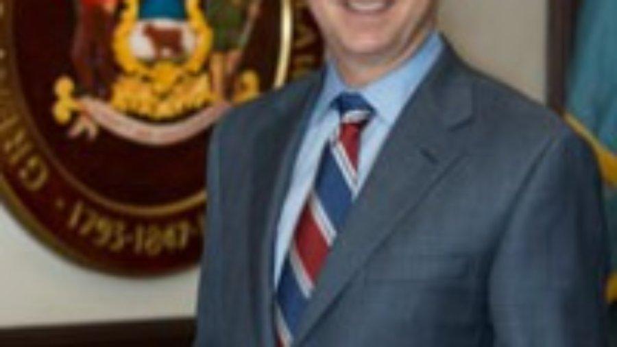 Headshot of Gov. Jack Markell