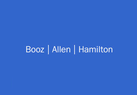 booz allen hamilton case study Case studies and testimonials  booz allen hamilton the full case study is available as a pdf for more about our work with booz allen hamilton.