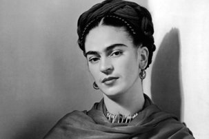 Frida Kahlo: Role Model for Artists, People with Disabilities and Bisexual Women