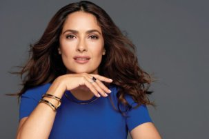 Salma Hayek, Role Model for Latina Women with Disabilities