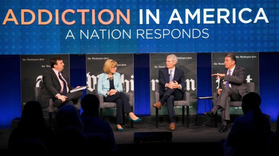 Senators Discuss Opioid Painkillers Overdose Epidemic