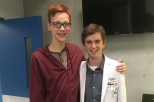 Coby Bird, Actor with Autism, to Guest Star on The Good Doctor