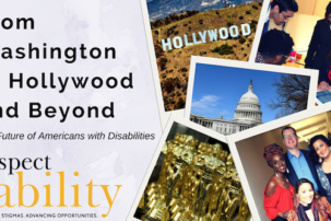 From Washington to Hollywood and Beyond: The Future of Americans with Disabilities
