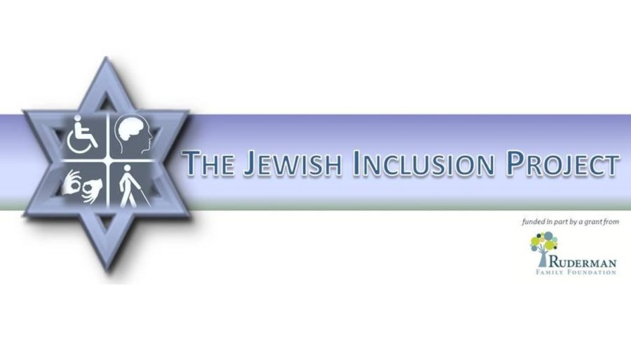 Jewish Inclusion Project Logo