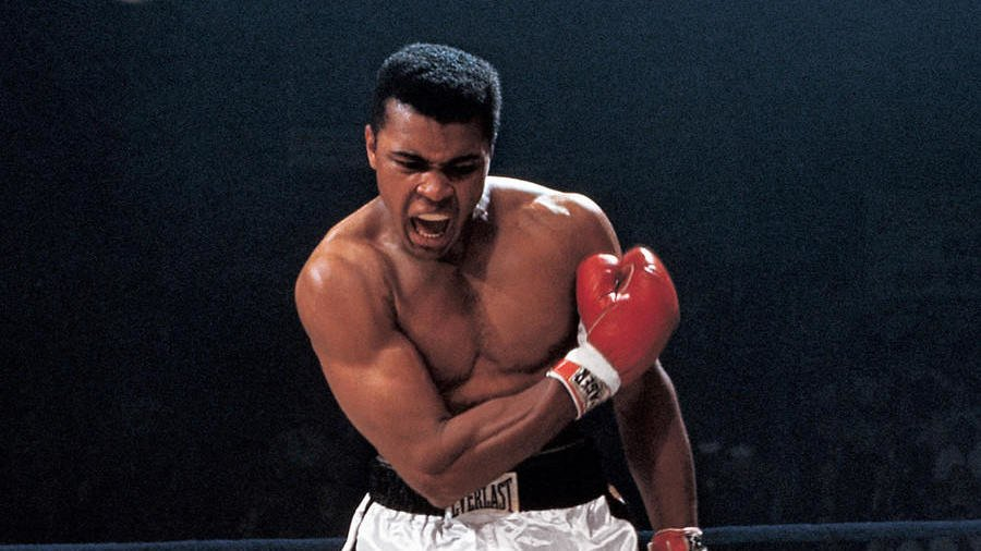 Muhammad Ali—Dyslexic Role Model Fought in the Ring and for Racial and Social Justice
