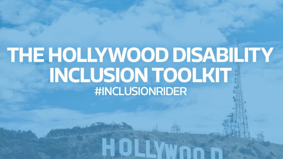 The Hollywood Disability Inclusion Toolkit