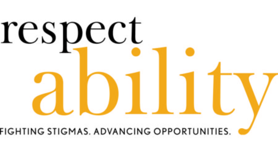 RespectAbility Logo: Fighting Stigmas. Advancing Opportunities.