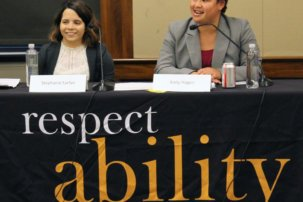 Stephanie Farfan: Using her Voice to Educate People about Visible and Invisible Disabilities