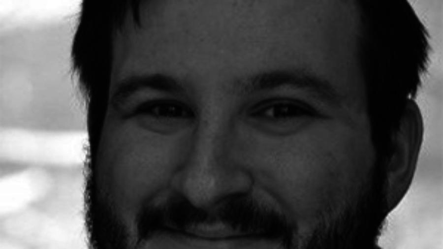 Matthew Wagner smiling at camera