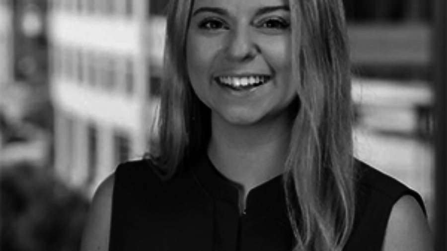 Nicole Rakusin smiling
