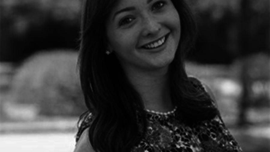 Christina Sturgeon smiling