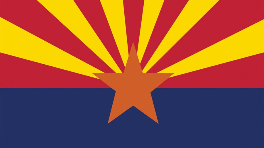 state flag of Arizona
