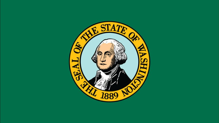 State flag of Washington