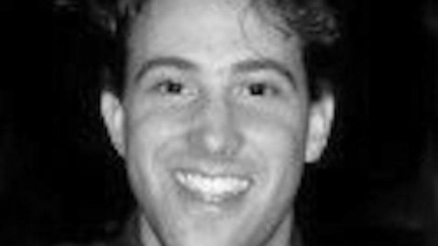 Matthew Ross smiling