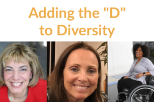 "Adding the ""D"" to Diversity: Enabling Foundations, Nonprofits and Partners to Include People with Disabilities"