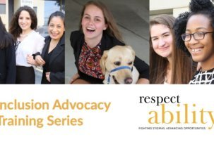 Training for Female College Students with Disabilities and Their Allies
