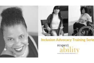 Training on Intersectionality among Women and Girls with Disabilities