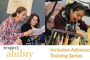 Training for Latinas with Disabilities and Their Allies
