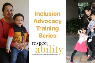 Training for Mothers of Students with Disabilities