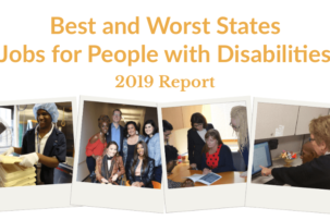 Best and Worst States on Jobs for People with Disabilities