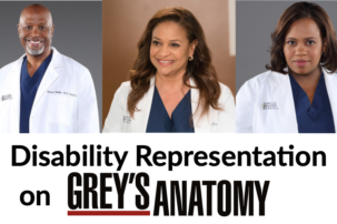 Grey's Anatomy Shatters Stigma Through Accurate Representation of African Americans with Disabilities