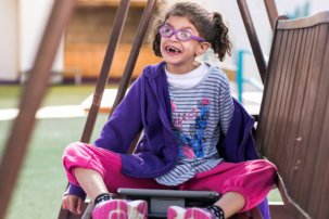 Beit Issie Shapiro: A Place for Joy – Shabbat Smile By Yoav Kraiem