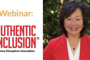 "Webinar: ""Authentic Inclusion  – Lessons on Innovation and Diversity from Frances West"""
