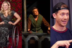 Physical Disabilities Take the Rare Spotlight on Broadway