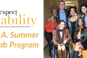 Unprecedented Opportunity for Entertainment Professionals with Disabilities in RespectAbility's New Summer Lab Program