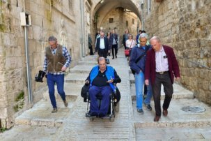 Shabbat Smile: Israel, World Leader in Accessibility