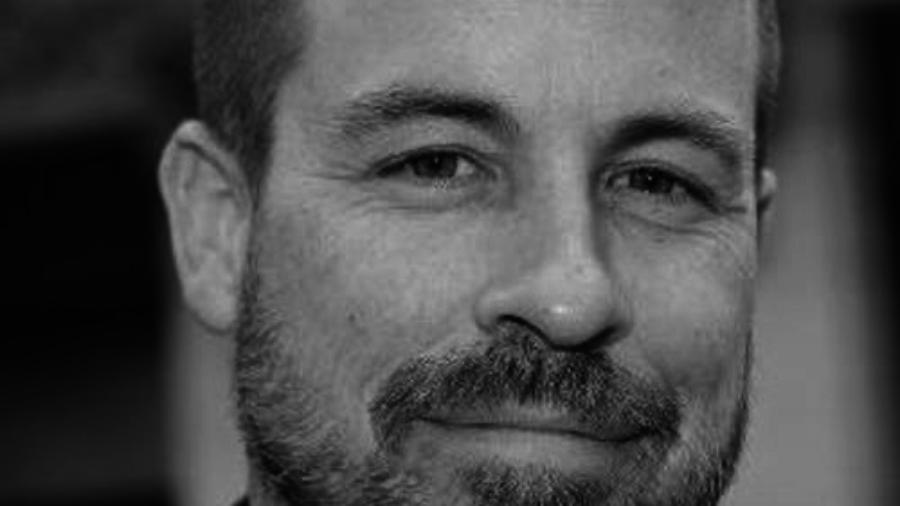 Kurt Yaeger smiling headshot