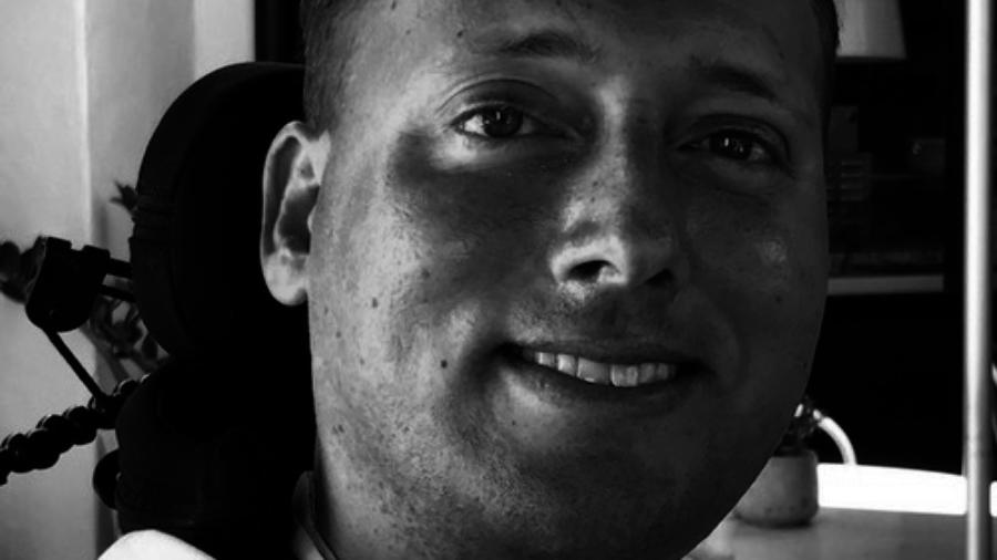 Lenny Larsen smiling headshot