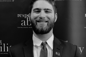Adam Fishbein, Jewish Inclusion and Volunteer Recruitment Fellow