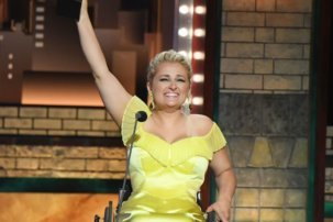 Ali Stroker Shatters Stigmas, Becomes First Person Who Uses a Wheelchair to Win a Tony Award