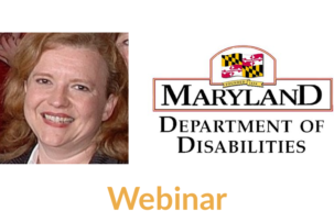 "Webinar: ""Improving Education and Careers for Youth with Disabilities – Lessons from Maryland"""