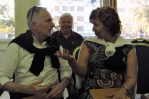 Inclusion in Israeli Synagogues – Shabbat Smile from Zvia Admon