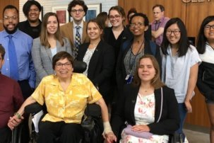 Learning From Judy Heumann, Disability Legend Advancing Inclusion from Physical Accessibility to Media Portrayal
