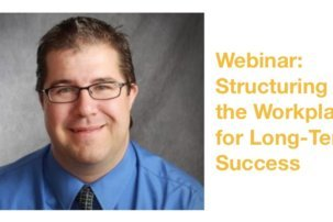 Webinar: Structuring the Workplace for Long-Term Success with James Emmett