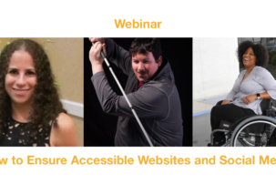 How to Ensure Accessible Websites and Social Media