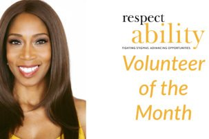 Volunteer of the Month: Andrea Jennings