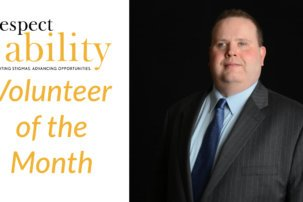 Volunteer of the Month: Gary Norman