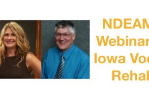 Webinar: Iowa Voc Rehab's Stories of Successful Business Engagement and Disability Hiring