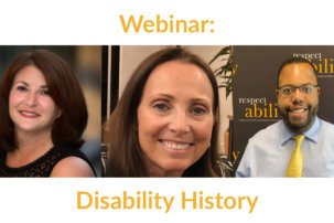 Webinar: Disability History