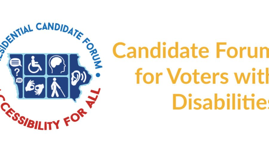 Jewish Leader with Disability to Interview Presidential Candidates