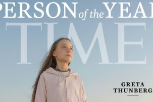 Disability Activists Applaud that Autistic Climate Activist Greta Thunberg is TIME Person of the Year