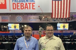 Reporters on Autism Spectrum to Cover Democratic Presidential Primary Debate