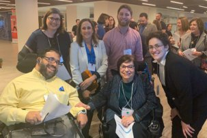 Erev JDAD Convenes Jewish Self-Advocates and Leaders From Around the Country