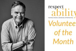 Volunteer of the Month: John Lawson